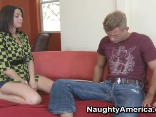 Busty Whore Nella Jay Gets Banged So Fat