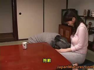 امرأة سمراء, اليابانية, مجموعة الجنس
