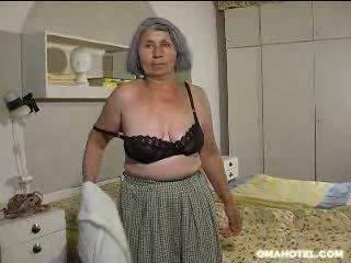 old, older, granny