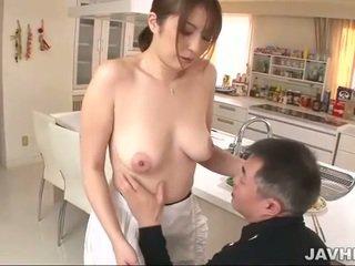 Malaking suso hapon does boobjob