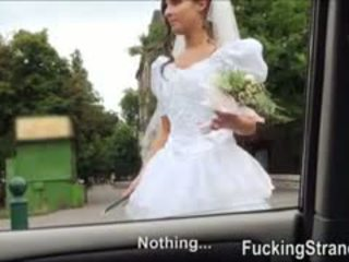 Dumped νύφη amirah adara ends επάνω πατήσαμε σε ο publc