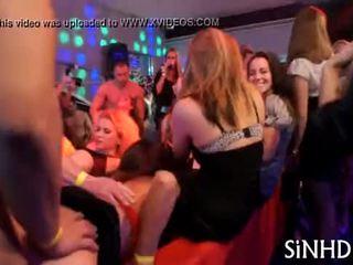 Sexy en rowdy partying