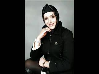 Turkish-arabic-asian hijapp mélanger photo 11