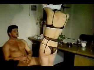 Kai 私 proti daskala - ギリシャ語 ビンテージ ポルノの
