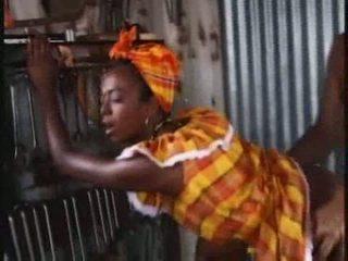 Africano cioccolato fica video
