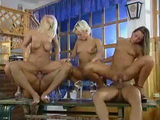 group sex, vroče pornozvezde fun, polna nemški lepo