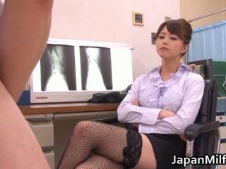 Akiho yoshizawa dokter loves having eaten