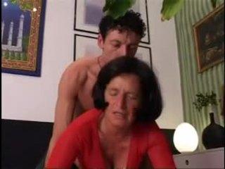 Giving gjysh një mirë i vështirë dicking !