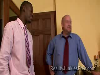 Blonda milf escorta sucks mare negresa thugs boner dreapta înainte ei cuckold husbands ochi