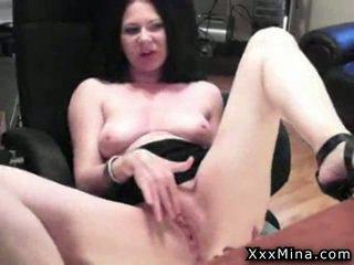 brunete, masturbācija, nobriedis