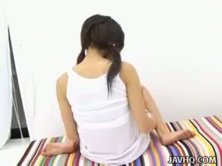 Haruka aida ホット アジアの ティーン solo