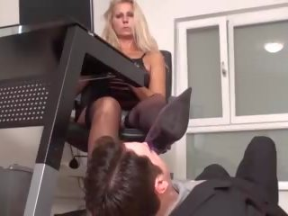 Slaves in Foot Torture by Dominant Ladies: Free HD Porn a8