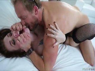 Kinky pools tiener loves ruw dominating seks