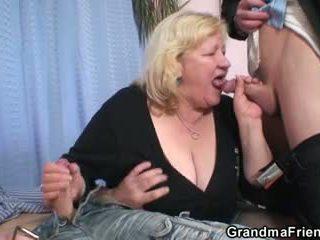 Double jautrība par milzīgs vecmāte