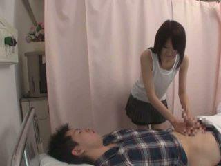 japão, sensual, enfermeira