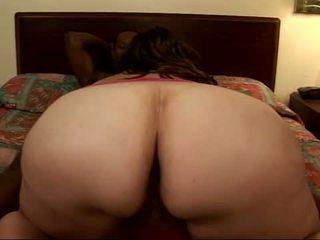 Porner premium: grande y bella enjoys caliente polla acción con negrita hunk
