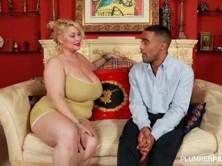 gemuk, bbc, interracial