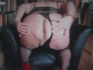 Sticking a uhorka v môj tučné zadok, zadarmo porno 97