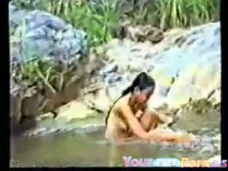 Pievilcīgas vjetnamieši pusaudze