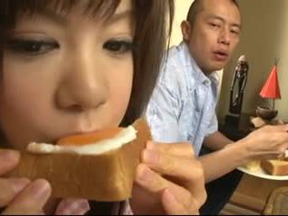 Shino nakamura - japorno vyholené dospívající creampie