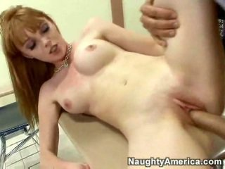 redheads, penetration