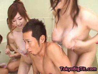 neuken, groepsex, japanse