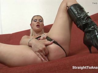 Alexa Bold Anal Stretched and Fucked, HD Porn 46