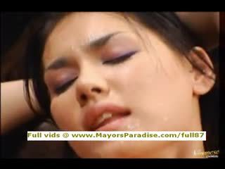 Maria ozawa en yuki osawa smart toying en having orgasme