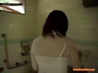 Miệng xxx trong các baths