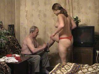 vīrietis, vecs, krievu