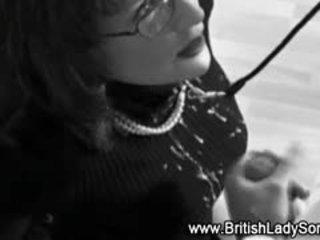 usted británico, más mamada usted, más caliente corrida diversión