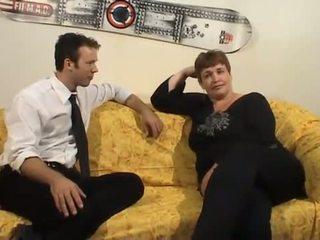 Pieauguša tauku gets fucked