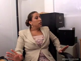 Allesandra Acquires Drilled Every Morning In The Office