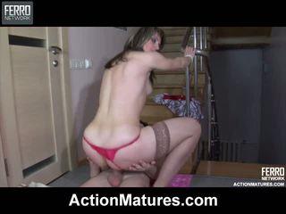 Martha vitas heiß mutter auf video