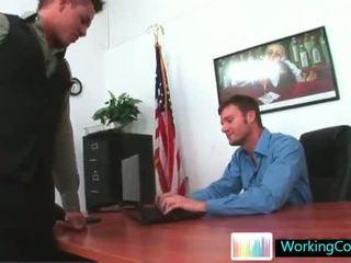 Kirk having nxehtë pederast porno treesome