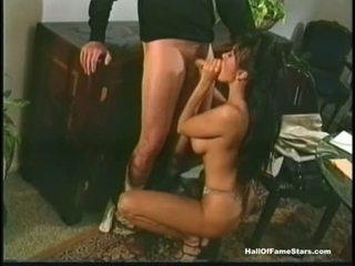 섹시한 포르노 스타 asia carrera takes a meaty shaft 에 그 chapr 입 같은 a 사탕 과자