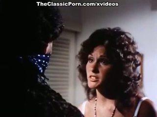 Linda lovelace, harry reems, dolly sharp in klassiek porno plaats
