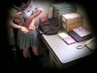 colegio, japonés, tiempo