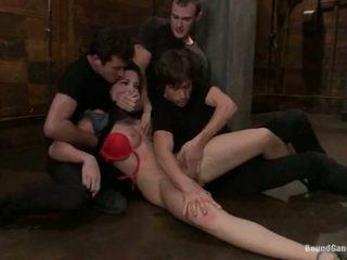 性交性愛, 美臀, 雙滲透