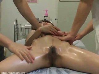 Therapist finger seks / persetubuhan beliau faraj