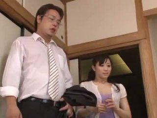 Matura yuu kawakami fatto amore oustanding mentre altro dude watches