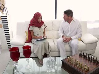 アラブ, マッサージ, インディアン