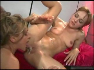 Creampie Eating and Cum Kissing