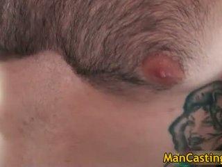 Gemeen tattooed guy johnny gets geneukt