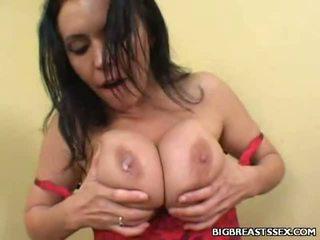 Breasty angelica fodida
