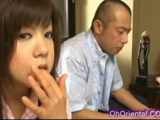 Perky Young Asian Babe Licked