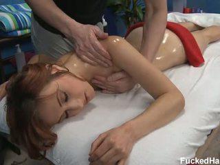 حسي, أفلام الجنس, تدليك الجسم