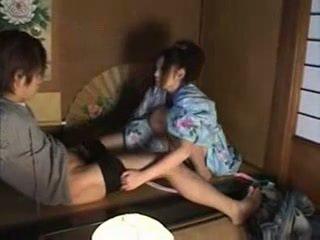 जपानीस परिवार (brother और sister) सेक्स part02
