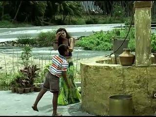 Nayanthara kuum navel ja tiss kogumik