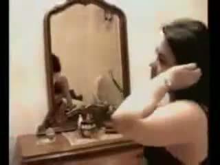 Arab aunty jāšanās ar viņai vīrs uz guļamistaba daļa 1